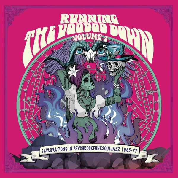 Cover V/A, running the voodoo down vol. 2