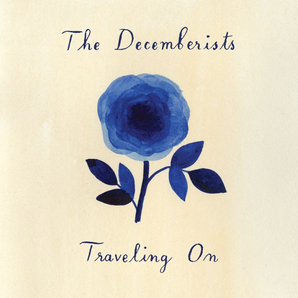 Cover DECEMBERISTS, travelling on