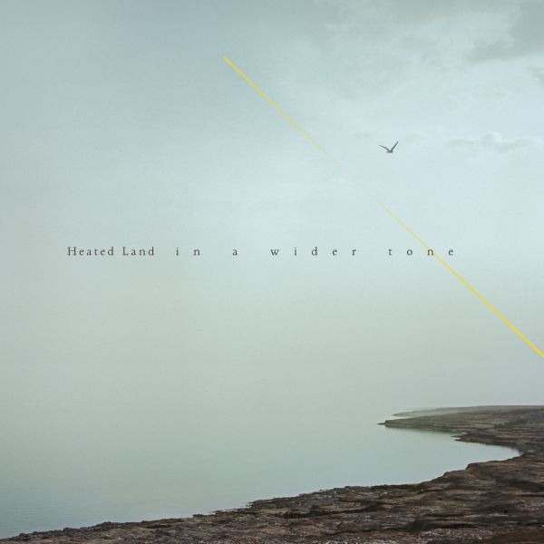 HEATED LAND, in a wider tone cover
