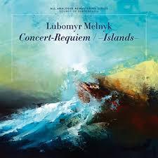 LUBOMYR MELNYK, concert requiem cover