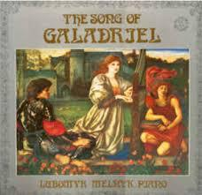 LUBOMYR MELNYK, the song of galadriel cover