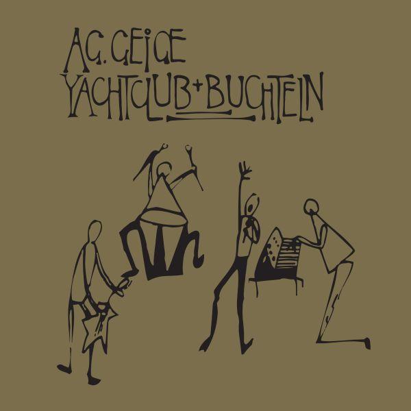 AG GEIGE, yachtclub cover