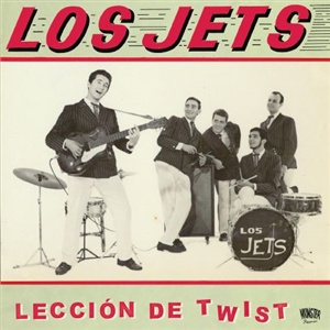 LOS JETS, leccion de twist cover