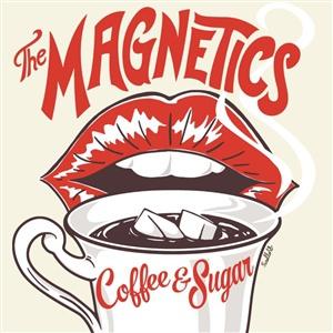 MAGNETICS, coffee & sugar cover