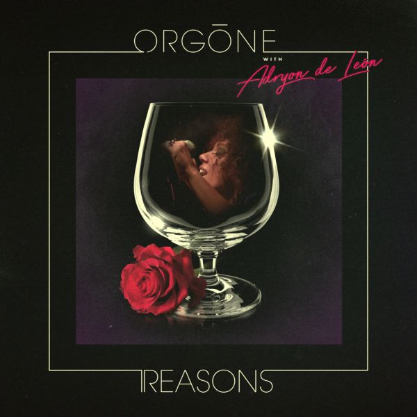 ORGONE, reasons cover