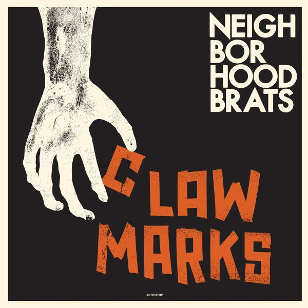 NEIGHBORHOOD BRATS, claw marks cover