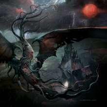SULPHUR AEON, the scythe of cosmic chaos cover
