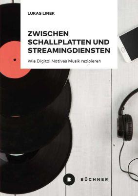LUKAS LINEK, zwischen schallplatten und streamingdiensten cover