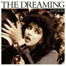 KATE BUSH, the dreaming cover
