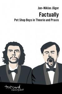 JAN-NIKLAS JÄGER, pet shop boys in theorie und praxis cover