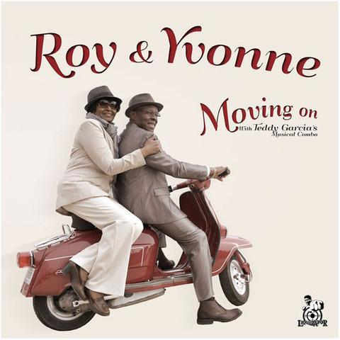 ROY & YVONNE, moving on cover