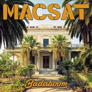 MACSAT, badaboom cover