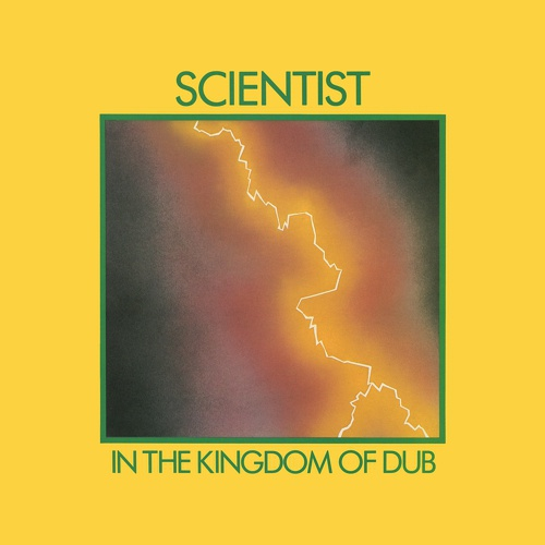 SCIENTIST, in the kingdom of dub cover