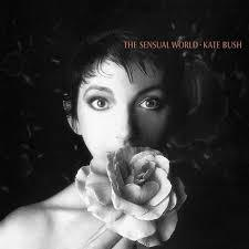 KATE BUSH, the sensual world cover