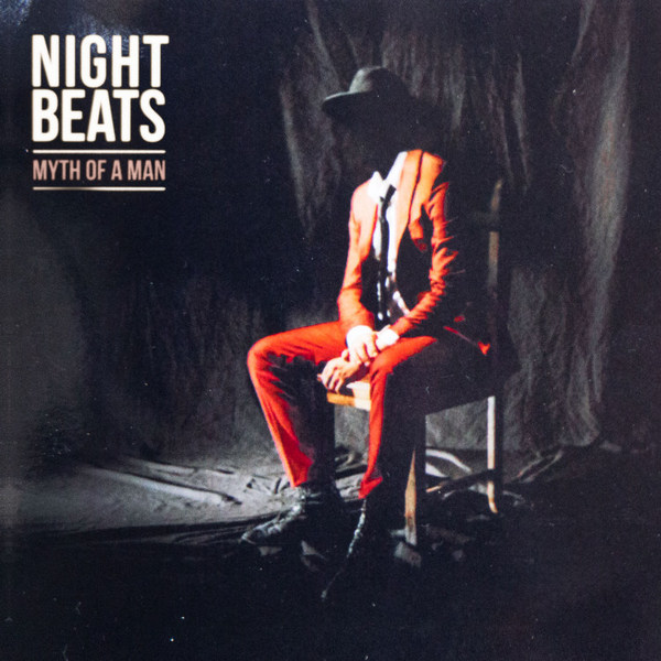NIGHT BEATS, myth of a man cover