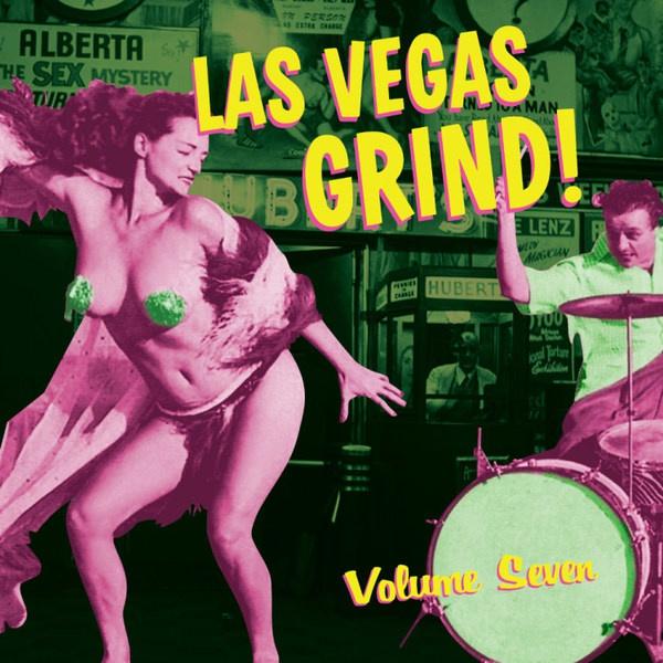 V/A, las vegas grind vol. 7 cover