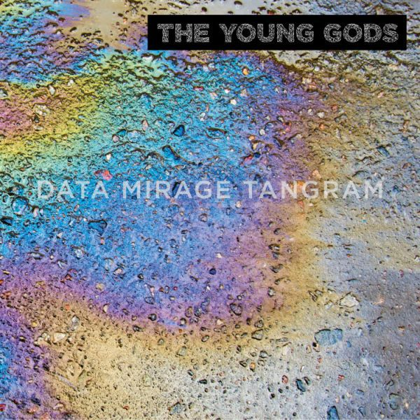 YOUNG GODS, data mirage tangram cover