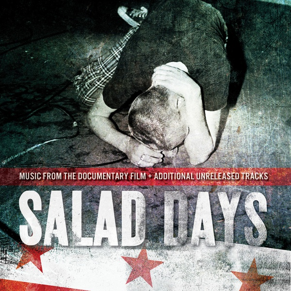 Cover V/A, salad days soundtrack