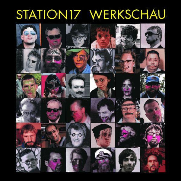 STATION 17, werkschau cover