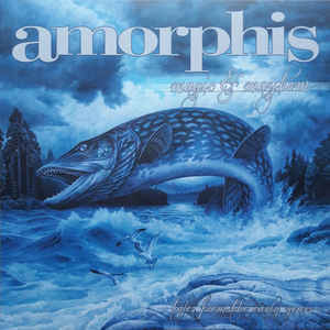 AMORPHIS, magic and mayhem cover