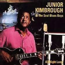 JUNIOR KIMBROUGH, all night long cover