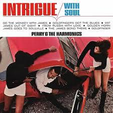 Cover PERRY & THE HARMONICS, intrigue with soul