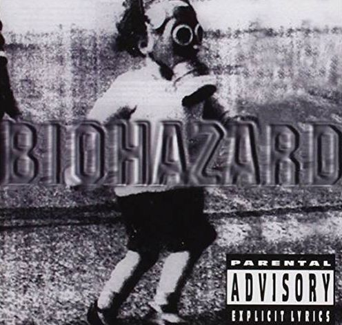 BIOHAZARD, state of the world address cover