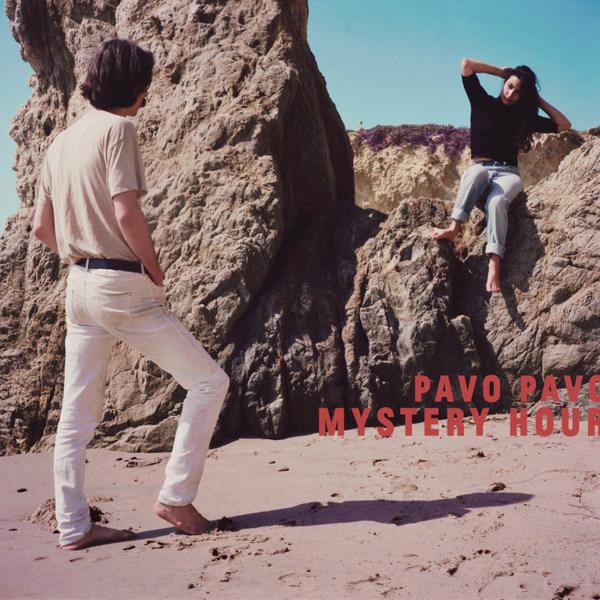 PAVO PAVO, mystery hour cover