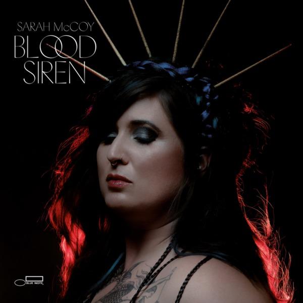 SARAH MCCOY, blood siren cover