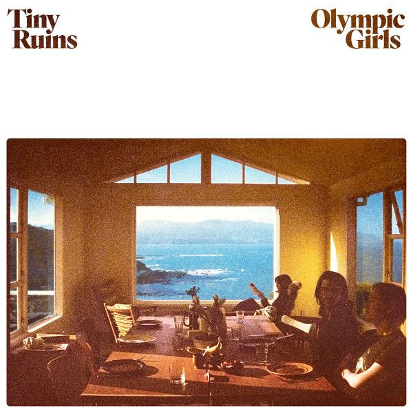 TINY RUINS, olympic girls cover