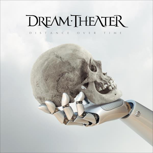 DREAM THEATER, distance over time cover