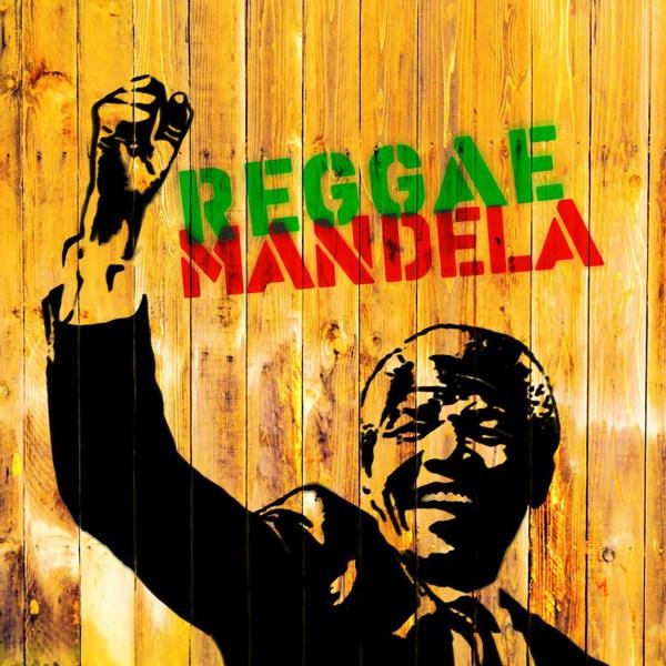 V/A, reggae mandela cover