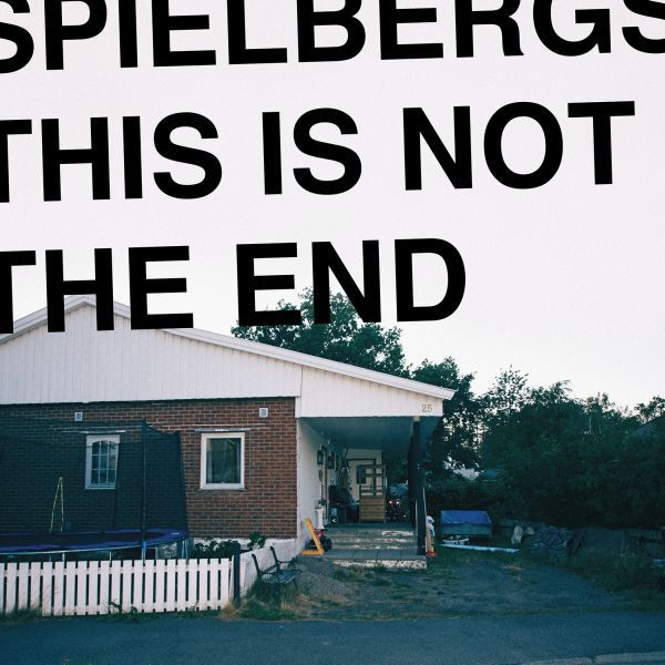 SPIELBERGS, this is not the end cover