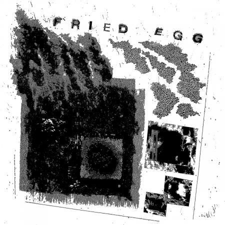 FRIED EGG, square one cover