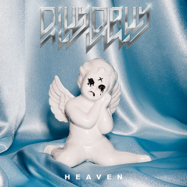DILLY DALLY, heaven cover