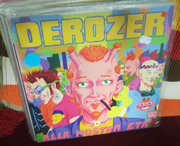 DEROZER, alla nostra eta (USED) cover