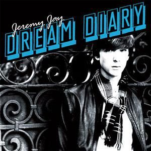 JEREMY JAY, dream diary cover
