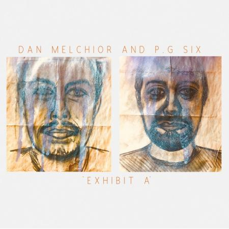 DAN MELCHIOR AND P.G. SIX, exhibit a cover