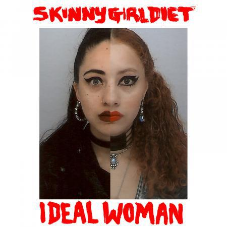 SKINNY GIRL DIET, ideal woman cover