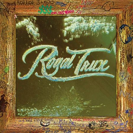 ROYAL TRUX, white stuff cover