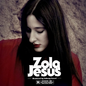 ZOLA JESUS, wiseblood (johnny jewel remixes) cover