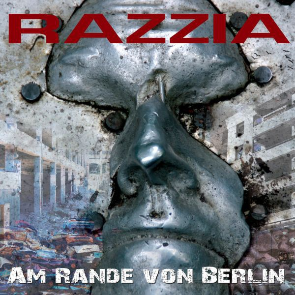 RAZZIA, am rande von berlin cover