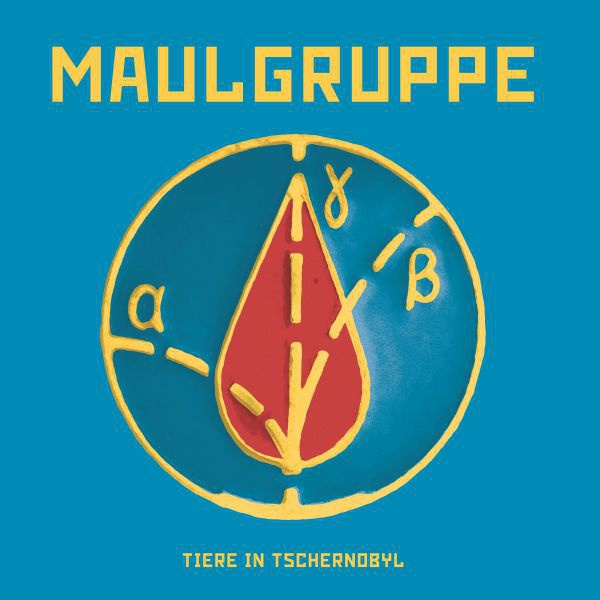 MAULGRUPPE, tiere in tschernobyl cover