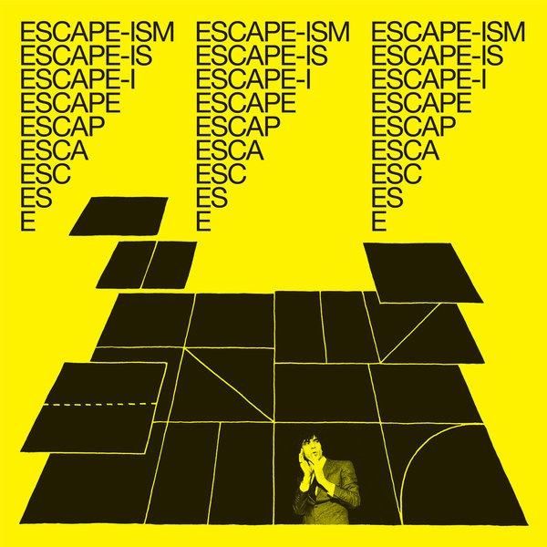 ESCAPE-ISM, crime wave rock cover