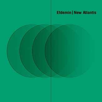 EFDEMIN, new atlantis cover