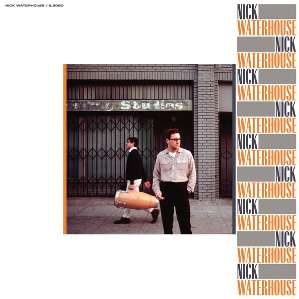 NICK WATERHOUSE, s/t cover