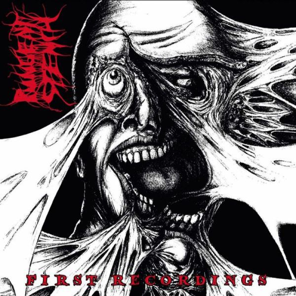 PUNGENT STENCH, first recordings cover