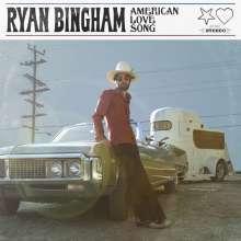 RYAN BINGHAM, american love song cover