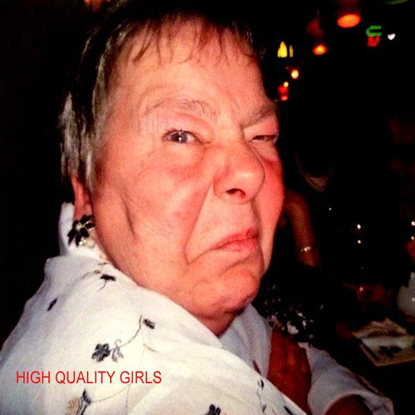 Cover HIGH QUALITY GIRLS, hqg