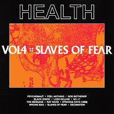 HEALTH, vol. 4: slaves of fear cover